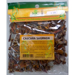 CÁSCARA SAGRADA - 50G